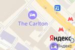 Схема проезда до компании Vera Shubich в Москве