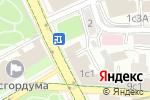 Схема проезда до компании Скотланд Ярд в Москве