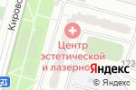 Схема проезда до компании ТеплоЭнергоСистемы в Москве