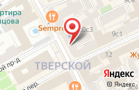 Схема проезда до компании Калигула А.Т в Москве