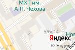 Схема проезда до компании Премьера тур в Москве