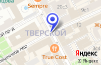 Схема проезда до компании ПТФ РУСИЧ в Дмитрове