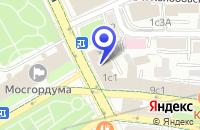 Схема проезда до компании НОТАРИУС МАРКОВ А.М. в Москве