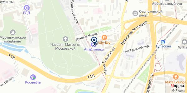 ОПЕРАЦИОННАЯ КАССА АВТО-ГЕРМЕС на карте Москве