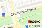 Схема проезда до компании Ариада в Москве