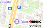 Схема проезда до компании Гюго в Москве