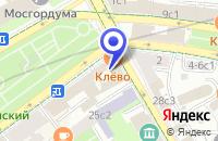 Схема проезда до компании СТУДИЯ ДИЗАЙНА ВЕЛЛАМО в Москве