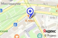 Схема проезда до компании ТФ БЕНЕ МОСКВА в Москве