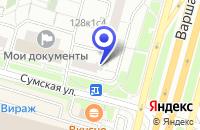 Схема проезда до компании ТАЛЛОР в Москве