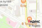 Схема проезда до компании Rusmoda в Москве