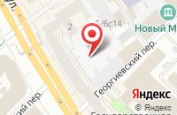 Схема проезда до компании Жилстройпроект в Москве