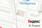 Схема проезда до компании Торговый комплекс в Москве