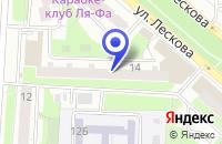 Схема проезда до компании МЕБЕЛЬНЫЙ МАГАЗИН Ю.А.Л. ЛТД. в Москве