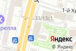 Схема проезда до компании Правовой советникъ в Москве