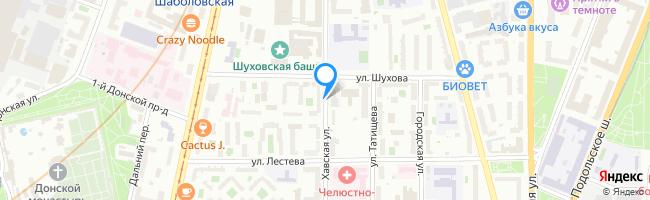 Хавская улица