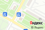 Схема проезда до компании Карат в Москве