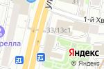 Схема проезда до компании Эталон-АРМ в Москве