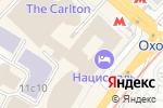 Схема проезда до компании VeloCap в Москве