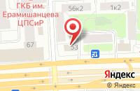 Схема проезда до компании Имг в Москве