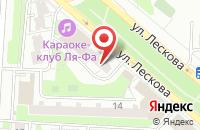 Схема проезда до компании Бинго в Москве
