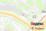 Схема проезда до компании ИТО-Туламаш в Туле