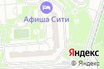 Схема проезда до компании ВК Комфорт в Москве