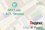Схема проезда до компании Шаурмен в Москве