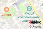 Схема проезда до компании Клубный Дом SVOY в Москве