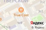 Схема проезда до компании Жаровня в Москве