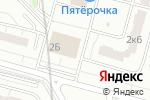 Схема проезда до компании Рост-Темп в Москве