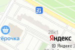 Схема проезда до компании Отрадное-3 в Москве