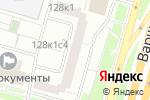 Схема проезда до компании Почта Банк в Москве