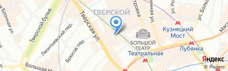 China Coffee на карте Москвы