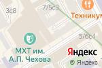 Схема проезда до компании China Coffee в Москве