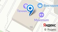 Компания Фабрика на карте
