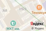 Схема проезда до компании Barsook beauty в Москве