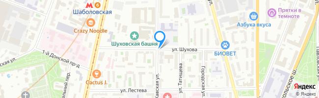 улица Шухова
