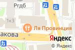 Схема проезда до компании Viofit.ru в Москве