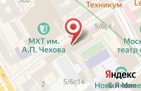 Схема проезда до компании Агроинвест в Москве