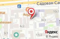 Схема проезда до компании Промо в Москве