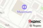Схема проезда до компании AmourDance в Москве