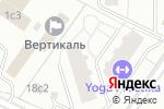 Схема проезда до компании Хмель & солод в Москве