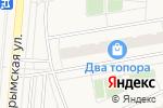 Схема проезда до компании Мини-маркет в Боброво