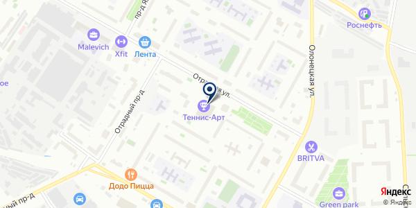 Sex Shop Moscow на карте Москве