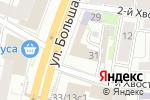 Схема проезда до компании Деловой Союз Оценщиков в Москве
