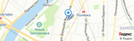 IBT на карте Москвы