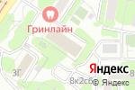 Схема проезда до компании IDLogic в Москве