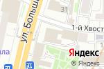 Схема проезда до компании Свободная ассоциация в Москве