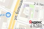 Схема проезда до компании Юридическое бюро ГАМБИТ в Москве