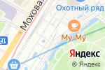 Схема проезда до компании PopBar в Москве